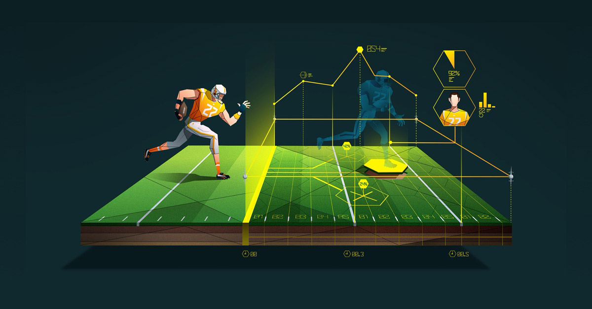 how big data changed sports cover